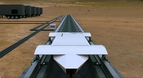 Plain, Truck, Roof, Aircraft, Aerospace engineering, Cone, Engineering, Rolling, Railroad car, Commercial vehicle,