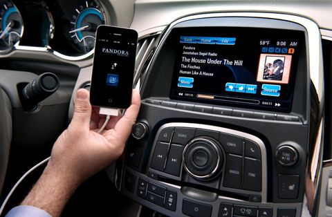 <p>With the majority of your entertainment stored on your smartphone, it seems only necessary to be able to hook it up to your car. And since so many cars don't come with an auxiliary cable, hooking it up via Bluetooth is extremely useful. It's also a great option for making hands-free phone calls, which</p>