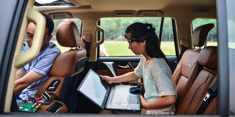 Chinese University Develops a Headset That Lets You Drive a Car with Your Mind