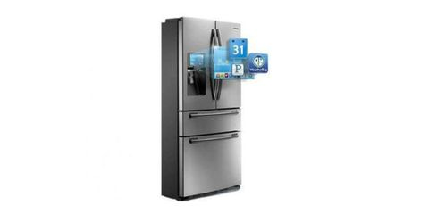 Product, Major appliance, Machine, Technology, Home appliance, Aqua, Parallel, Gas, Metal, Silver,