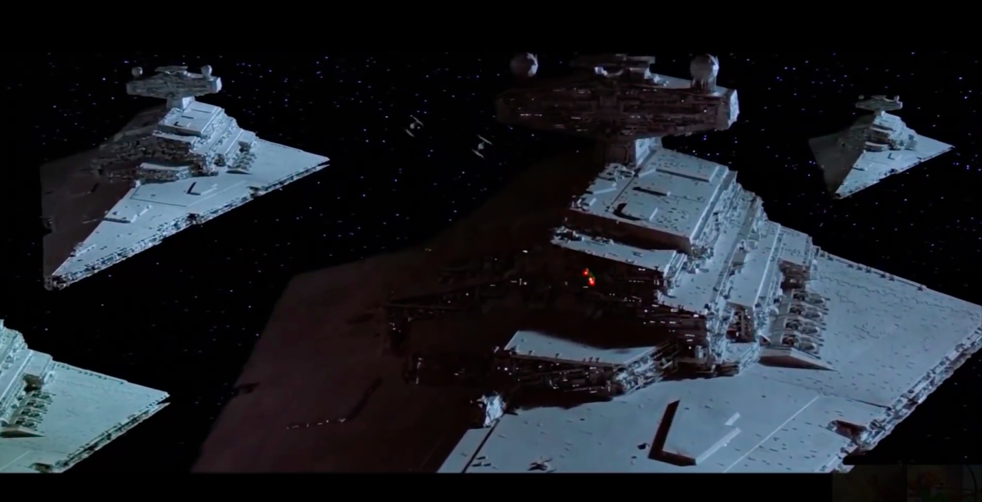 5 Reasons Star Wars Spaceships Make Absolutely No Sense,Studio Simple Ceiling Design For Shop