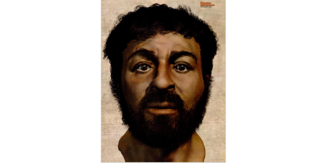 If Jesus is Middle Eastern why in paintings does he look very pale white?