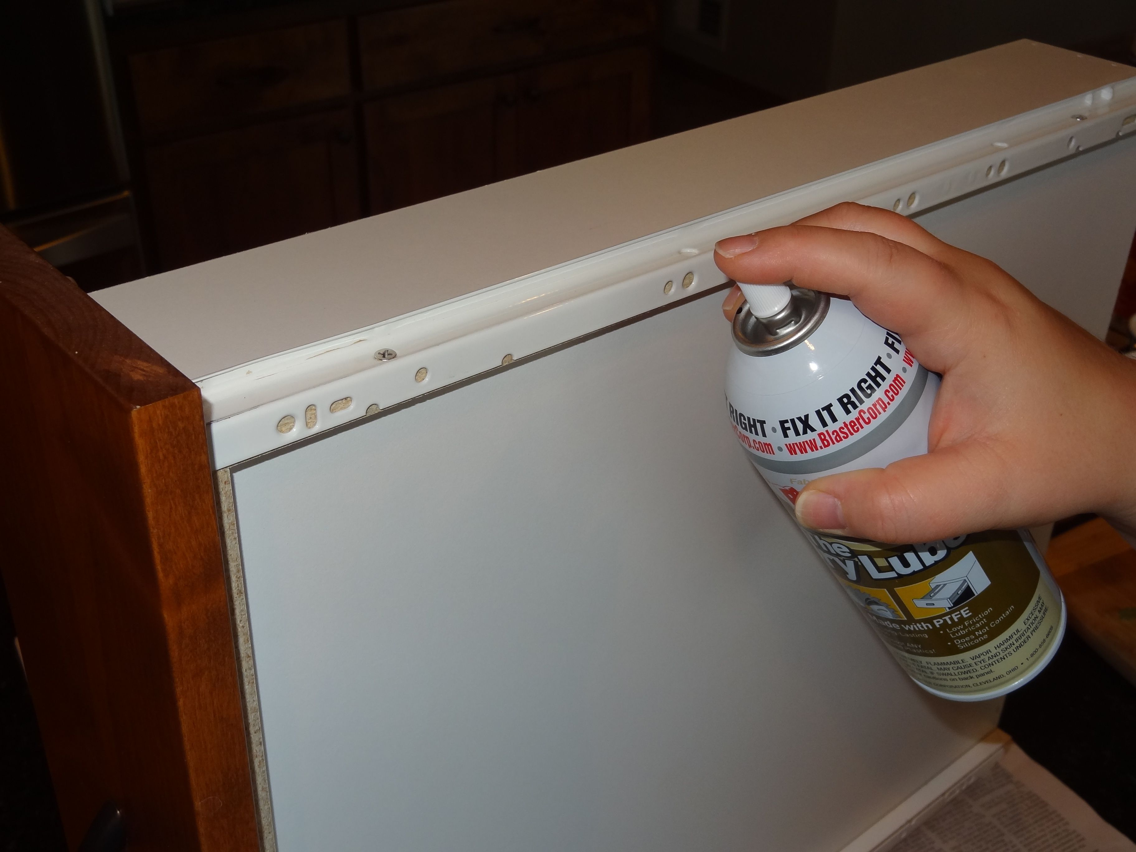 How To Fix Old Cabinets And Drawers