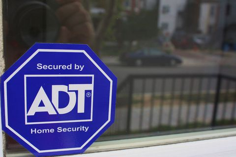"""<p>Whether or not you actually have a security system, cameras, or a dog, posted warning signs are a good idea. """"Beware of Dog"""" or """"Smile, You're on Camera"""" signs will at least give thieves pause. </p>"""