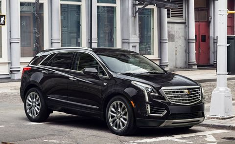 Cadillac Managed To Increase Rear Seat Legroom By More Than Three Inches Making The Xt5 A Much Better Family Hauler Its Predecessor