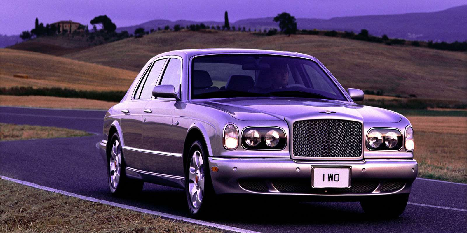 """<p>It's big, it's long, it's heavy, it's powerful, and it's full of all the most luxurious features that existed in the late 1990s. The Arnage has also been hit with some serious depreciation, which means you can tell people <a href=""""http://www.auto.com/cars/bentley-arnage-1999-scblb51e7xcx01385"""" target=""""_blank"""">you own a $200,000+ Bentley</a> for less than what it would cost to buy a base model Toyota Camry.</p>"""