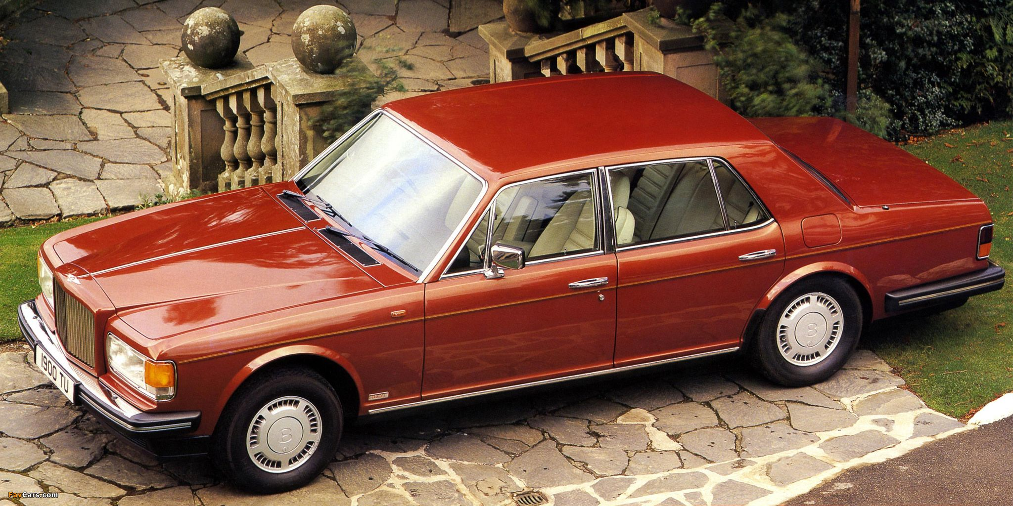 """<p>Like the Arnage, the Bentley Turbo R was also a $200,000 car when it first debuted. It was much more athletic than the Mulsanne Turbo, which meant it had a bit of handling to go along with its powerful engine. These days, the pride of the late 1980s can be had at <a href=""""http://www.whqualitymotors.com/vehicle_pages/scbzr03d1mcx35797-1991-bentley-turbo-r-used-sedan-reseda-ca.shtml"""" target=""""_blank"""">more than a 90% discount</a>.</p>"""