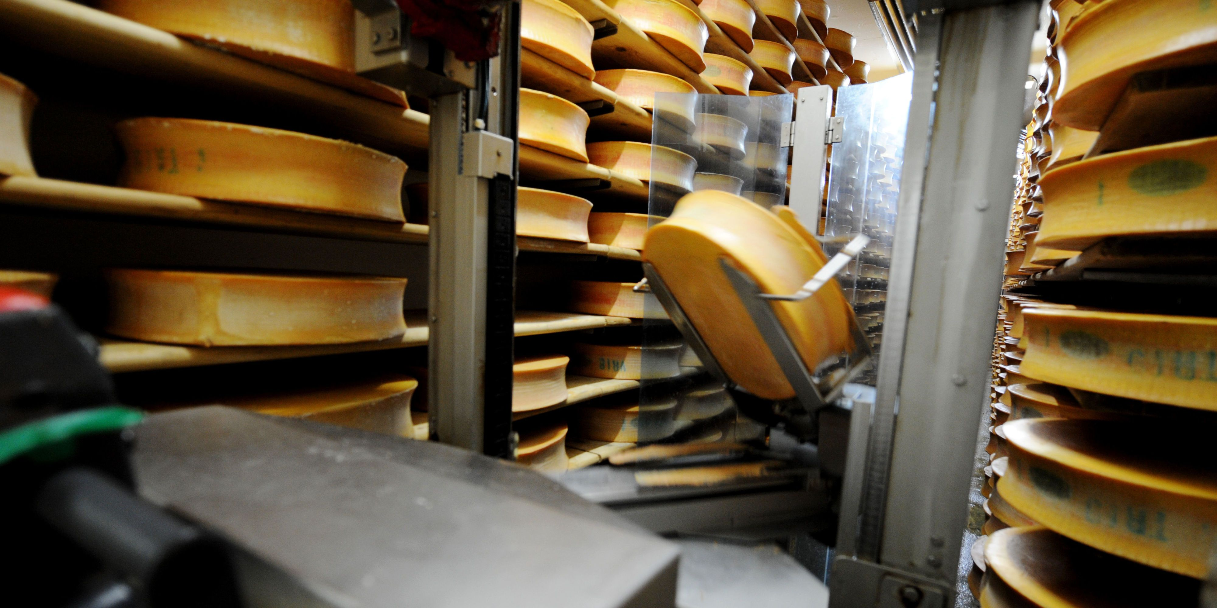 France Built a Power Plant that Runs on Cheese