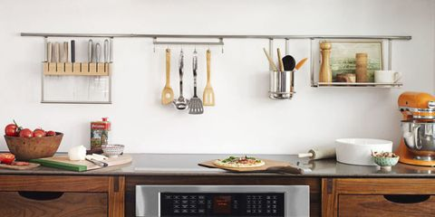 11 Storage Tricks That Will Keep Your Counters Clear