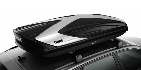 thule hyper XL roof rack pod