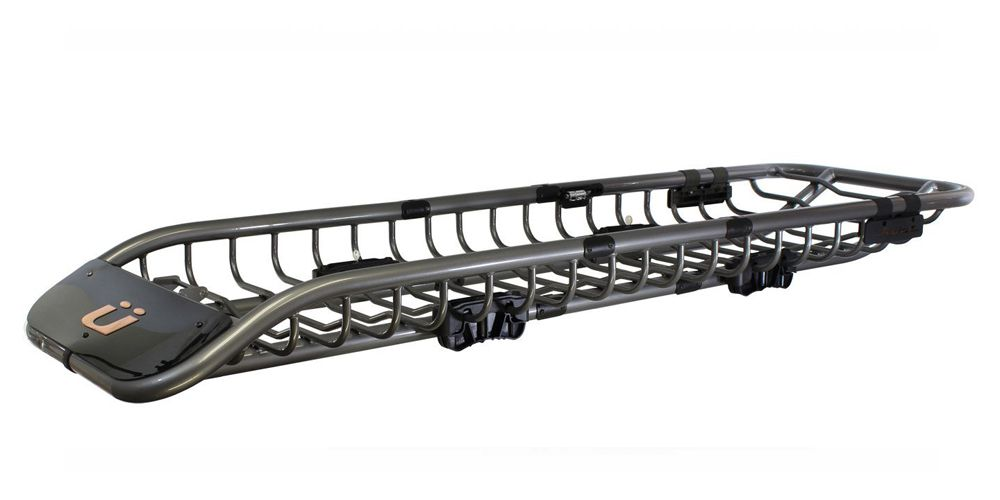 kuat skinny slimline bike rack and gear carrier