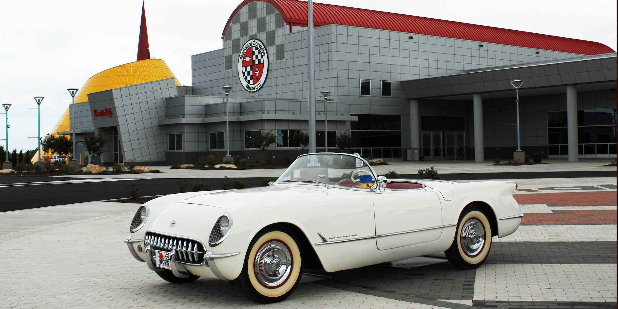 """<p>The <a href=""""http://www.corvettemuseum.org/"""">National Corvette Museum</a> might be most well-known for <a href=""""http://www.roadandtrack.com/new-cars/news/a7043/national-corvette-museum-sinkhole/"""">a giant sinkhole that opened up in the museum floor</a> in February 2014, taking eight 'Vettes with it. That's unfortunate because it has the best collection of Corvettes in the world. Some of the cars destroyed, like the millionth Corvette made, <a href=""""http://www.roadandtrack.com/car-culture/classic-cars/news/g6421/millionth-corvette-destroyed-in-sinkhole-completely-restored/?"""">have since been restored</a>.</p>"""