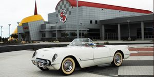 "<p>The <a href=""http://www.corvettemuseum.org/"">National Corvette Museum</a> might be most well-known for <a href=""http://www.roadandtrack.com/new-cars/news/a7043/national-corvette-museum-sinkhole/"">a giant sinkhole that opened up in the museum floor</a> in February 2014, taking eight 'Vettes with it. That's unfortunate because it has the best collection of Corvettes in the world. Some of the cars destroyed, like the millionth Corvette made, <a href=""http://www.roadandtrack.com/car-culture/classic-cars/news/g6421/millionth-corvette-destroyed-in-sinkhole-completely-restored/?"">have since been restored</a>.</p>"