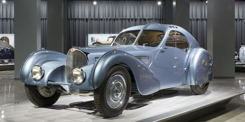 """<p>The <a href=""""http://www.roadandtrack.com/car-culture/videos/a27522/watch-the-fully-remodeled-petersen-automotive-museums-huge-transformation/"""">recently reopened</a> Petersen Museum might just be the premiere automotive museum in the U.S. It's probably the only place in the world where you can see both BMW's 3.0 CSL Art Car and a Pontiac Aztek driven in <em>Breaking Bad</em> under the same roof. If you're in Los Angeles, there's no reason not to visit the <a href=""""http://petersen.org/"""">Petersen</a>.</p>"""