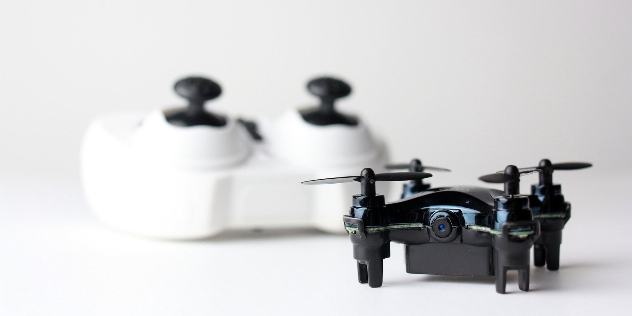 Itty-Bitty Drone Has a Tiny Live-Streaming Camera