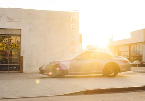 <p>I drove this Porsche 997 around Los Angeles for a few days, and really fell in love with it's combination of modern refinement and gruff, torquey performance. You sort of go into it expecting it to be great, but maybe not <i>special, </i>since modern 911s are everywhere in LA, but it still manages to pull you in every time. </p>