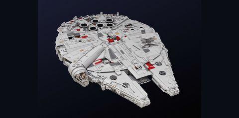 Carmine, Silver, Lego,