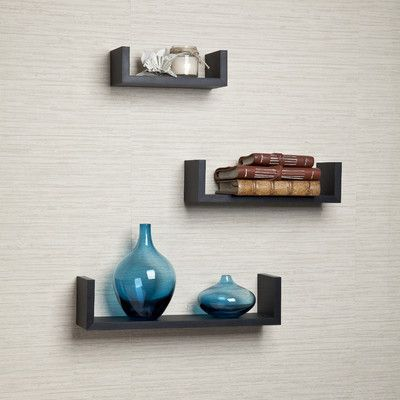 Varick Gallery Hendricks Shelf Set