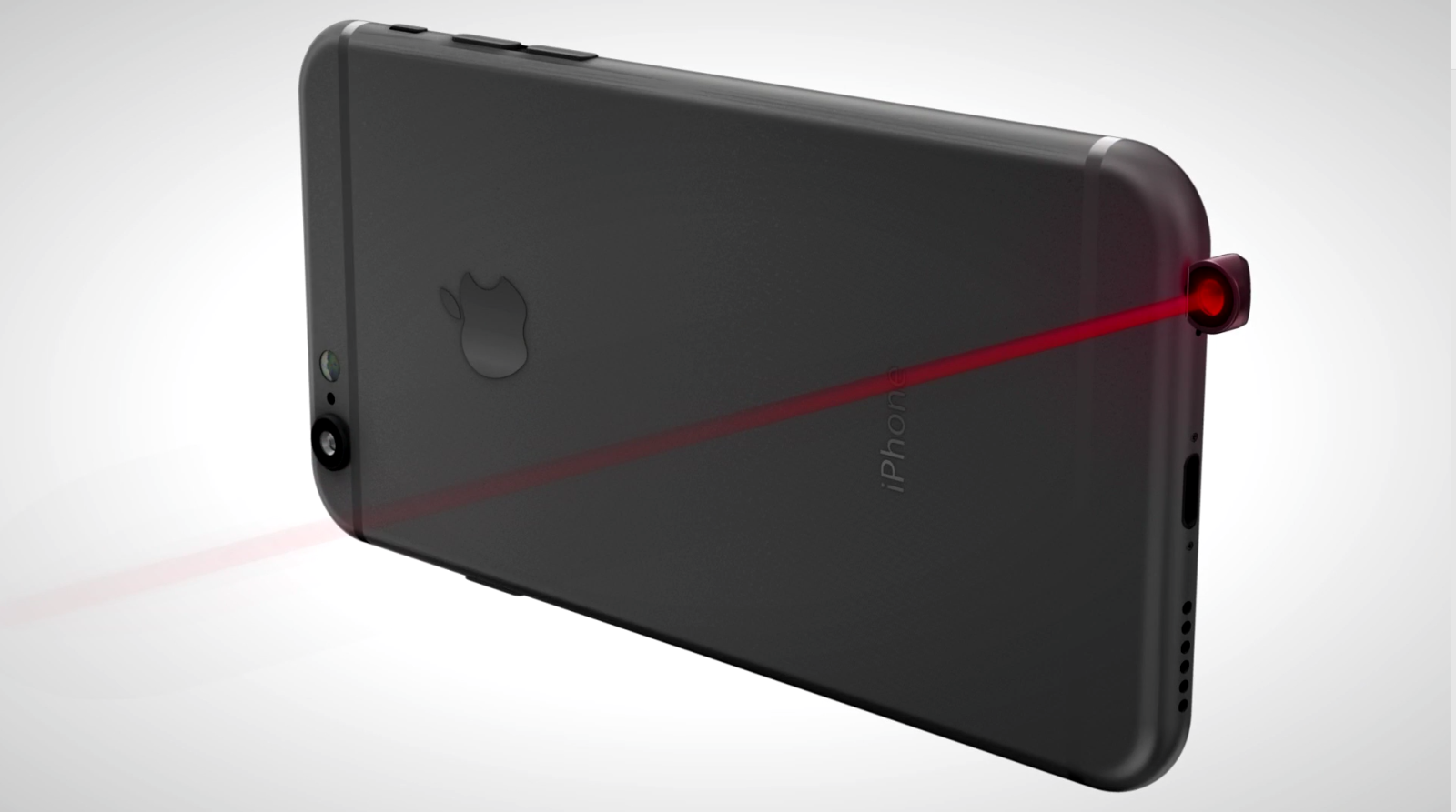 Turn Your iPhone into a Laser Measuring Device