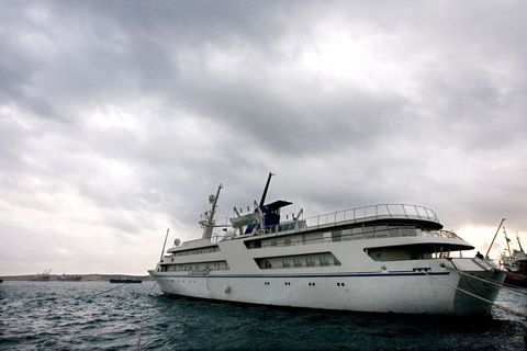 Saddam Hussein's Lavish Yacht Is Now a Scientific Research Boat