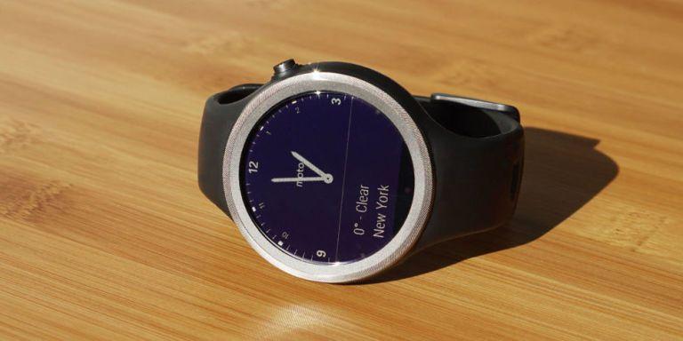 Motorola Moto 360 Sport Smartwatch Review