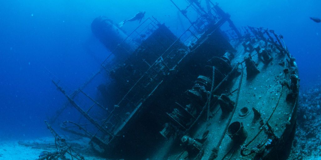 Less Than 1 Percent of the World's Shipwrecks Have Been Explored