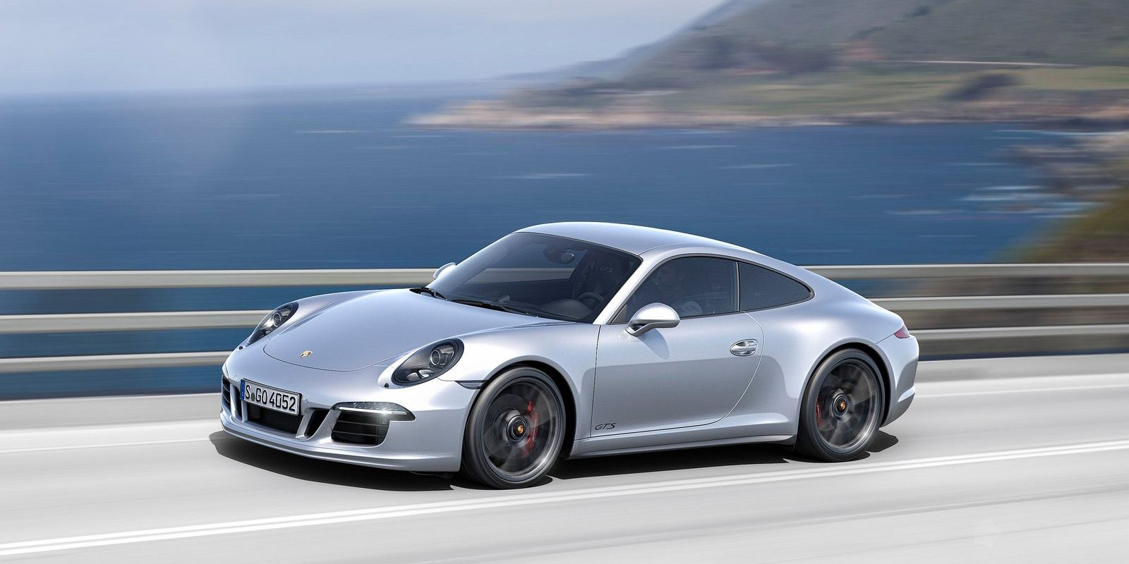 "<p>The 3.8-liter flat-six found in the back of the GTS squeezes out another 30 hp on top of what it churns out in the Carrera S, giving it a total of 430 hp. Meant to bridge the gap between the Carrera S and the GT3, <a href=""http://www.roadandtrack.com/new-cars/first-drives/reviews/a24610/first-drives-2015-porsche-911-gts/"">we found that</a> it definitely hits that mark. You get the extra power and the high-revving responsiveness of the GT3, but you're also paying way less for it. Sounds like the perfect 911.</p>"