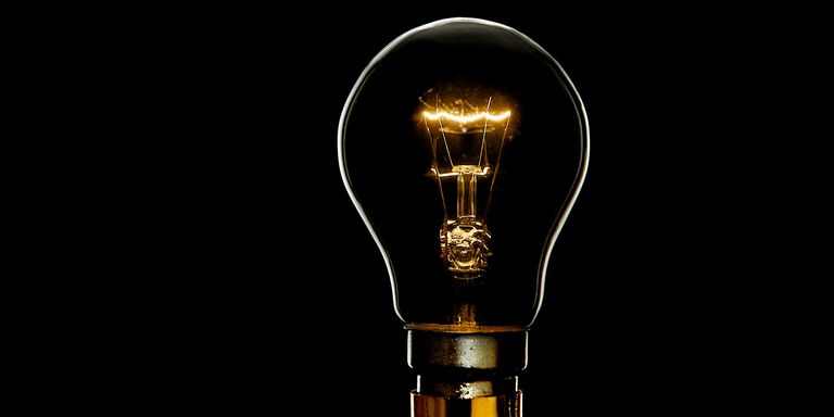 Image result for incandescent light bulb