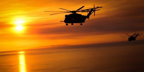 Helicopter, Rotorcraft, Aircraft, Sky, Military helicopter, Atmosphere, Fluid, Helicopter rotor, Liquid, Aviation,