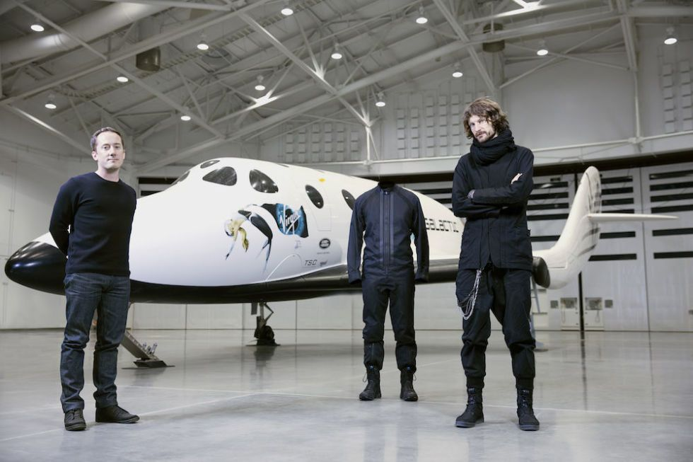 Virgin Galactic's First Commercial Space Flight Crew Will Have Badass Uniforms