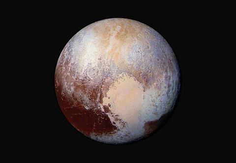 <p>Percival Lowell was obsessed with finding Planet X, beginning his hunt in 1906. Upon his death in 1916, he had failed to find the planet. The astronomers at Lowell Observatory continued the hunt, until in 1930 Clyde Tombaugh thought he spotted something that fit the bill, a Jupiter-sized world in the outer reaches of the solar system.</p><p>The figures on its size dropped. First it was bigger than Jupiter. Then it was bigger than Earth. Eventually, we realized it was smaller than our moon. Astronomers struggled with a proper term for Pluto. Gerard Kuiper theorized a belt of remnant solar system formation material around Pluto, but the second Kuiper Belt object (excluding Pluto's moon Charon) wasn't found until 1992. But eventually, we found hundreds more, and suddenly, Pluto wasn't a lonely oddball. It was the king of the Kuiper Belt objects, and was determined to be the largest dwarf planet by the New Horizons craft. </p>