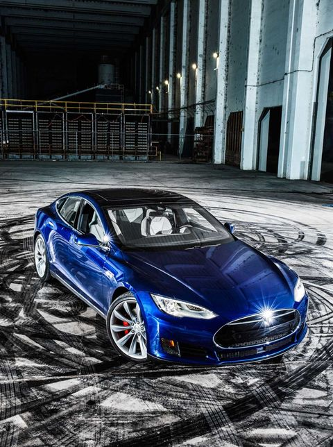 <p> Tesla's Model S has been around only a few years, but it has already evolved more than most cars do in a decade. It started out rear-wheel-drive and quick. Now it's got dual motors, all-wheel drive, and a Lamborghini-hounding 2.8-second zero-to-60 time. And with autopilot, it'll pretty much drive itself. We didn't really mess with that, though, because this is a car you'll want to drive for yourself. With 762 horsepower, the P90D is the most powerful sedan you can buy. And the most powerful electric car. And the most powerful American car. </p>