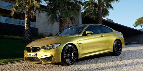 """<p>The BMW M4 is one of those cars that appeals to both wealthy luxury buyers and boy racers. And sometimes they aren't mutually exclusive. However, <a href=""""http://www.roadandtrack.com/new-cars/first-drives/reviews/a7830/first-drive-2015-m3-m4/"""">424 hp is no joking matter</a>. There's also the slight chance that some low tire pressure <a href=""""http://f80.bimmerpost.com/forums/showthread.php?t=1075458"""">could send you off course.</a></p>"""
