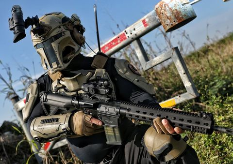 Real-Life 'Star Wars' Ballistic Armor Protects You From ...
