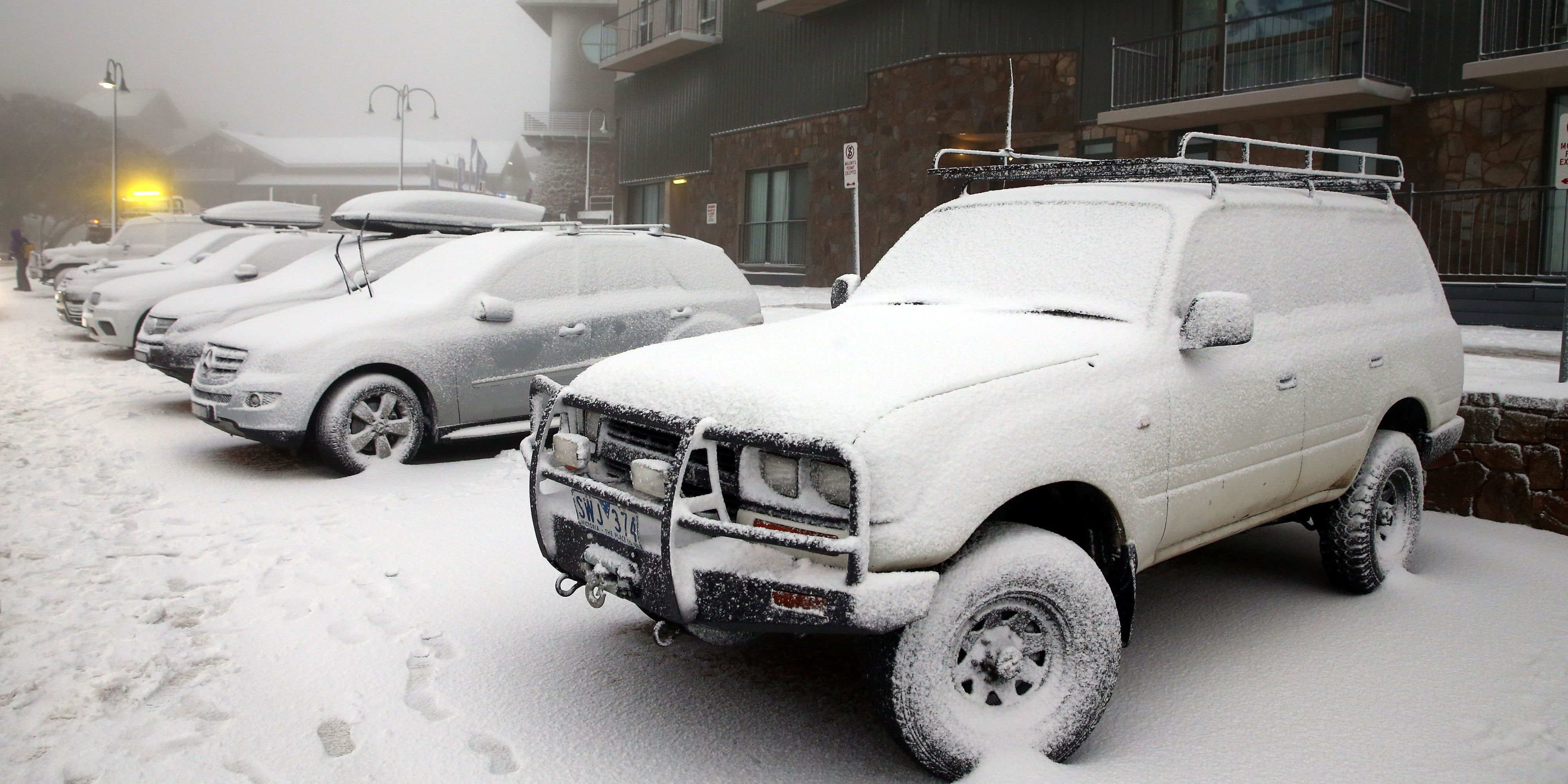 Warming Up Your Car in the Cold Just Harms the Engine