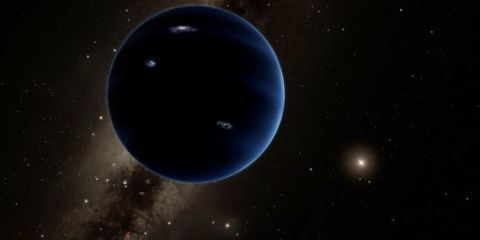 """The theoretical Planet Nine was just announced this week. Konstantin Batygin and Mike Brown worked out the orbital characteristics of Sedna, an """"inner Oort cloud"""" object and other dwarf planet candidates and comets at that particular region of the sky. They all shared one characteristic: they all seemed to have the sameorbital inclination, and were bound to the same region of the sky.  Something disturbed those worlds. Something big. Batygin and Brown set forth a paper in the Astronomical Journal which is a road map to finding a world larger than Earth, but smaller than Neptune, in the inner Oort Cloud. It could be a tough find, distant and cold. But Batygin and Brown have set forth a new Neptune-esque riddle: a math problem in search of a planet."""
