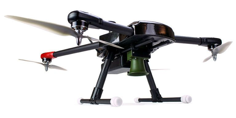 This Bird-Repelling Drone Will Patrol Your Farm
