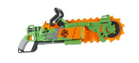 This is for all double barreled shotgun fans. The Nerf Barrel Break The Nerf  Barrel Break is primed by