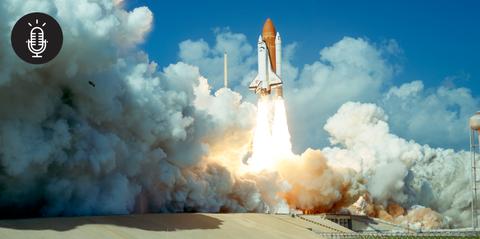 Sky, Cloud, Atmosphere, Aerospace engineering, space shuttle, Aircraft, Rocket, Cumulus, Spacecraft, Spaceplane,