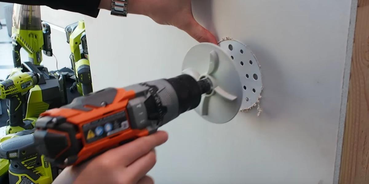 Fixing A Wall Drywall Repair