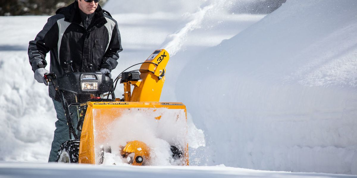 How To Choose A Snow Blower The Best Snow Blower