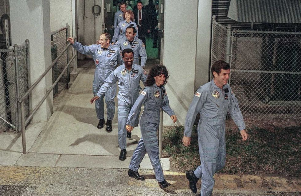 The Oral History of the Space Shuttle Challenger Disaster