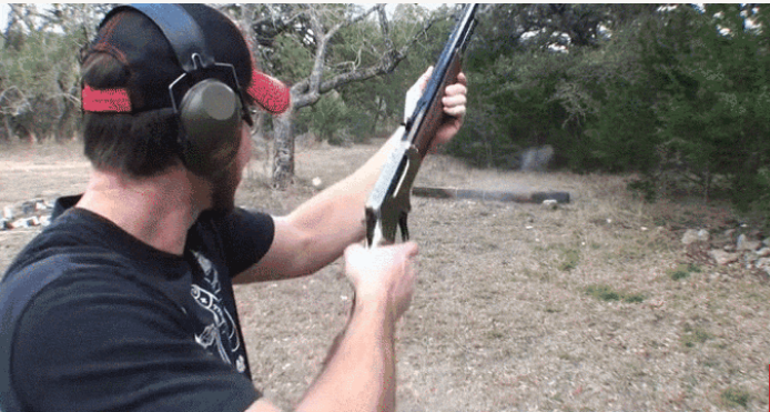 What Does It Take to Shoot Through a Plate of Titanium?