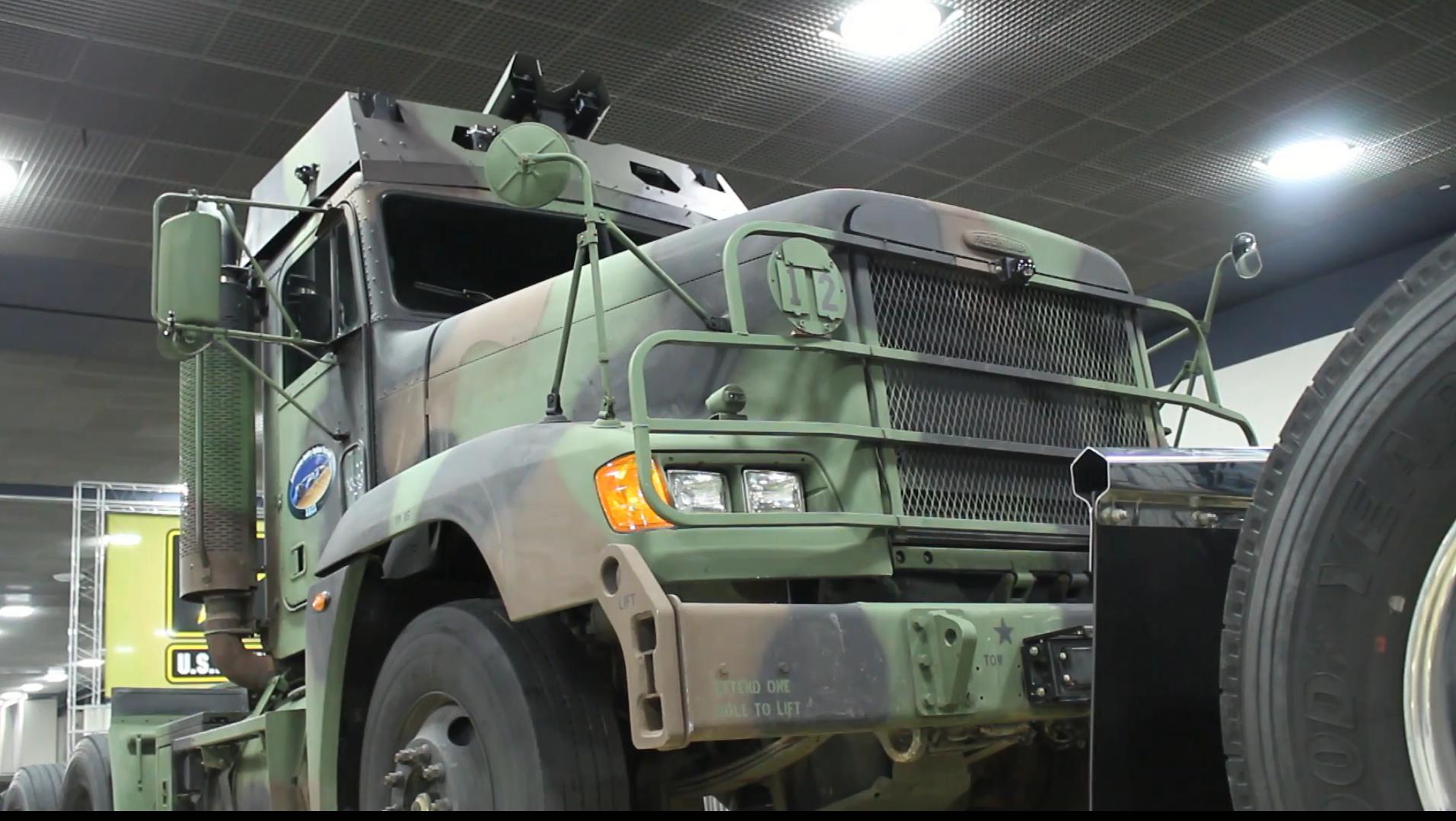 Army Demonstrates Autonomous Vehicle Capabilities At Detroit Auto Show