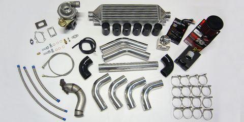 TurboKits.com Universal Turbo Kit