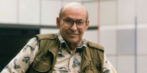 Marvin Minsky, the Man Who Built the First Artificial Brain, Dead at 88
