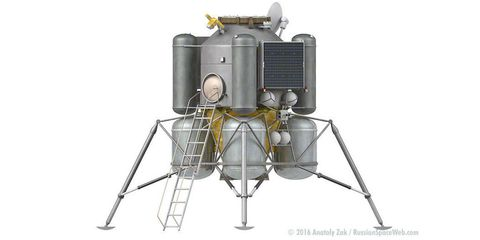 spacex lunar module - photo #28