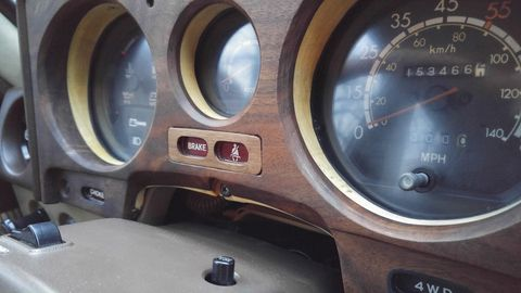 Motor vehicle, Gauge, Speedometer, Measuring instrument, Machine, Gas, Tachometer, Classic car, Odometer, Classic,