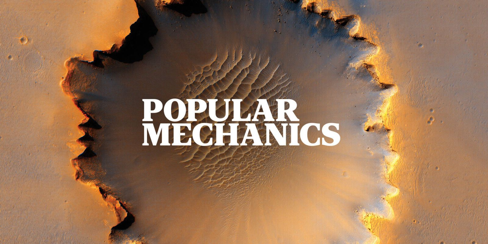 Sign Up Now to Receive the Popular Mechanics Newsletter