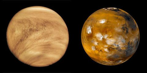 Which Would Kill You Faster: Living on Mars or Living on Venus?